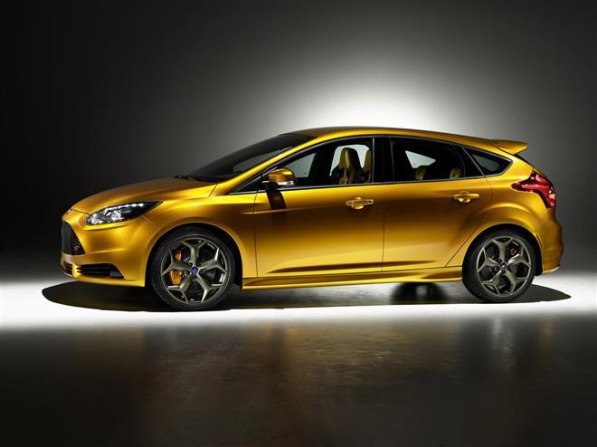 Стали известны подробности о Ford Focus 2012