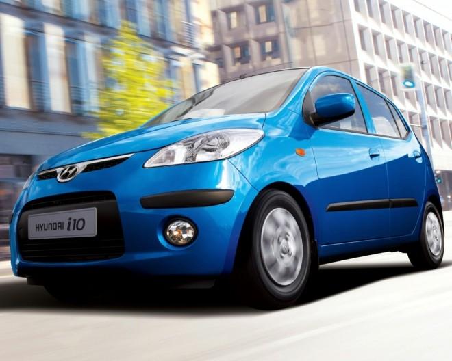Hyundai представил обновленный i10