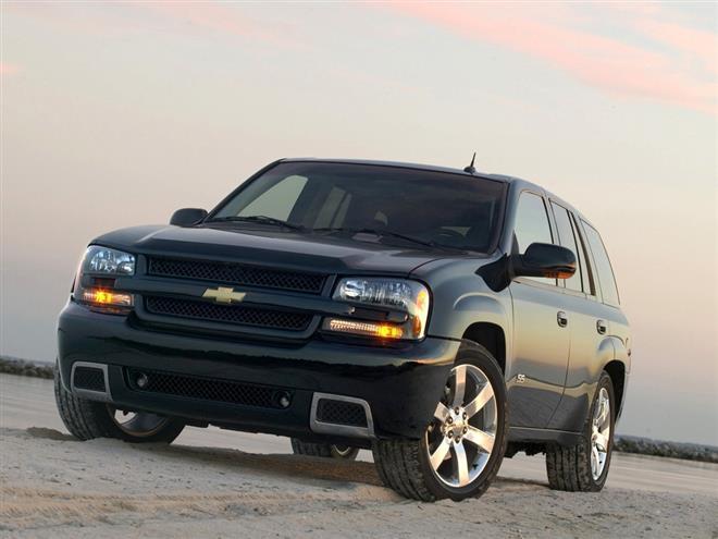 Обновленный Chevrolet TrailBlazer дебютировал на автосалоне в Дубае