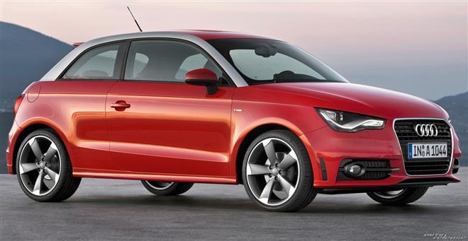 Audi представила новинку - хэтчбек A1