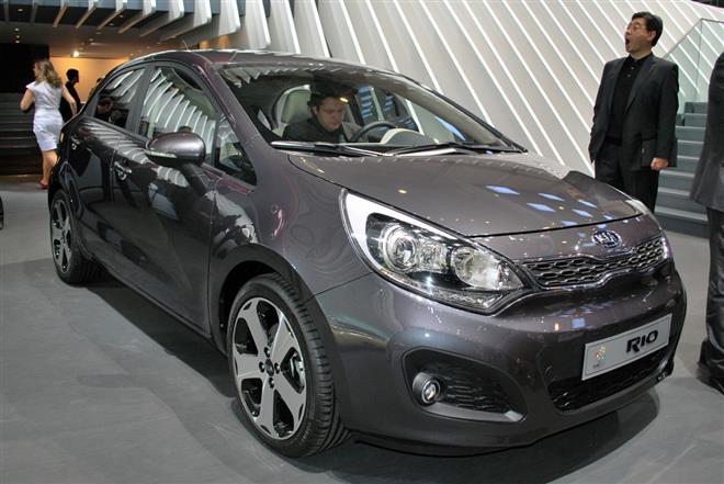 Kia Rio 2012 модельного года – четвертое поколение наступает
