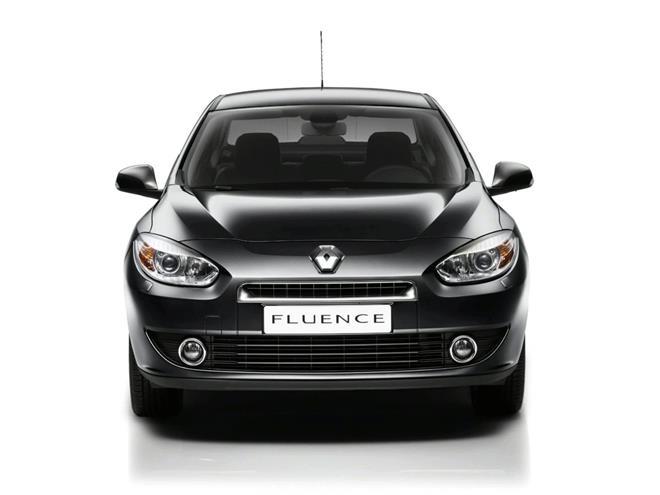 Renault Fluence - представитель двух классов автомобилей