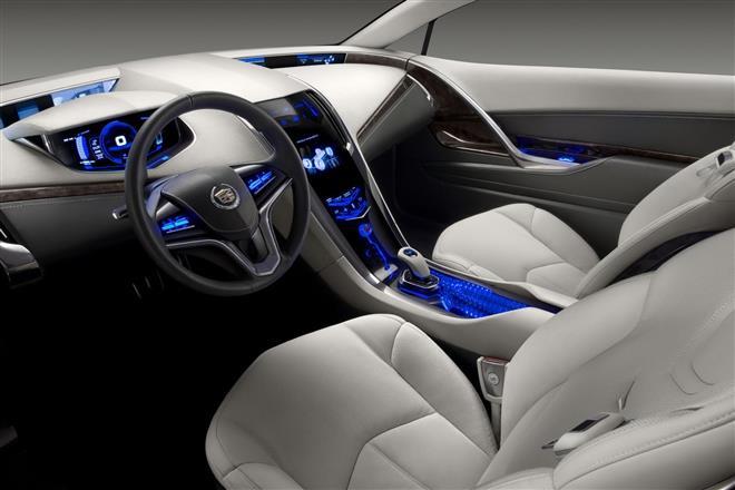 Cadillac обзаведется вибрирующим креслом для водителя