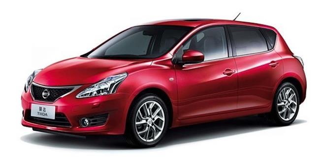 У Nissan Tiida 2012 появилось больше свободного пространства в салоне