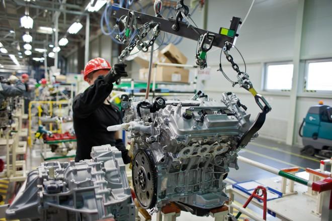 Toyota пообещала восстановить свое производство в начале лета