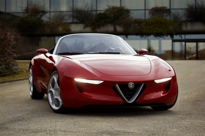 Alfa Romeo 2013 модельного года получит новый двигатель
