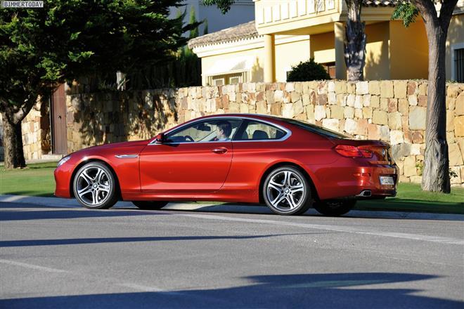 BMW 6 Series Coupe 2012 - хищник в мире спортивных автомобилей