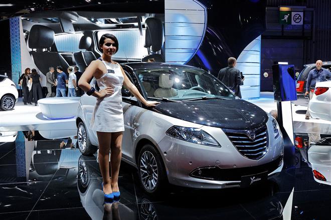 Lancia Ypsilon – новичок в классе супермини каров