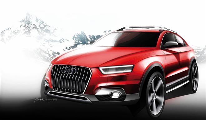 Audi планирует разработать мини-кроссовер Audi Q1