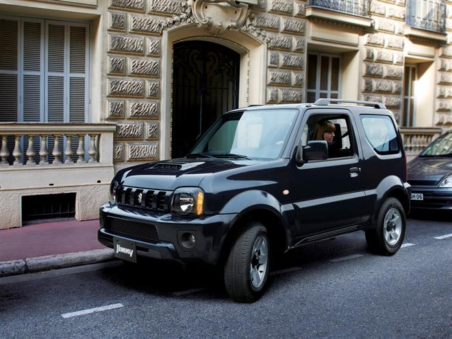 Появится новое поколение Suzuki Jimny