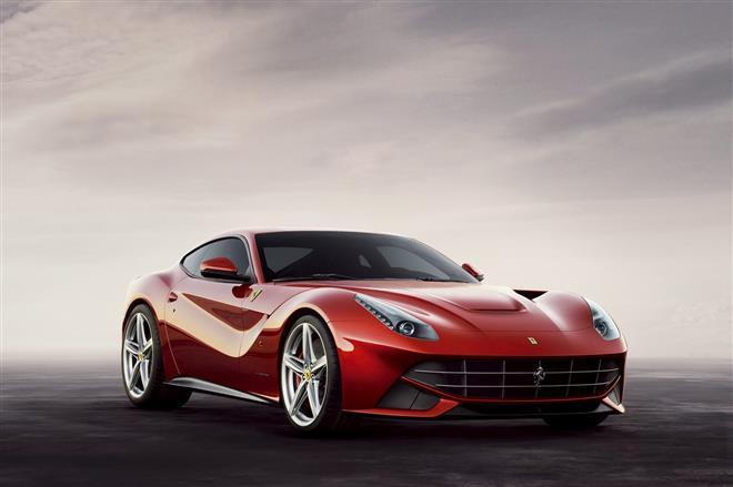 Ferrari F620 попадет на Женевский автосалон