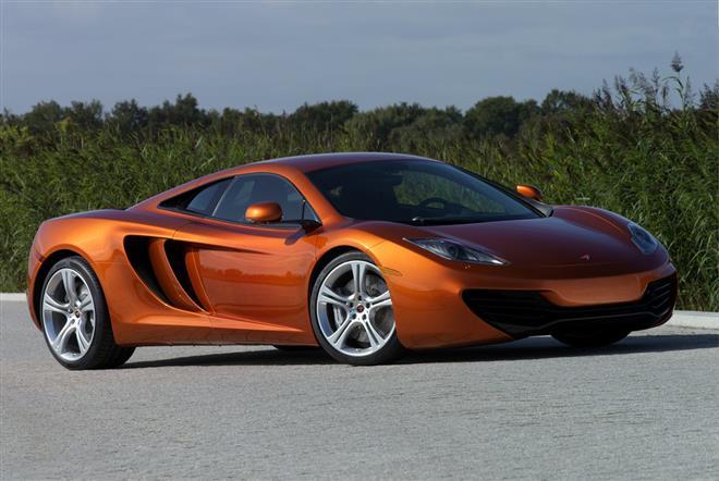 McLaren тестирует прототипы Mega Mac