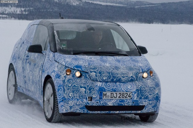 BMW i3 MegaCity 2013 в грандиозных планах автоконцерна БМВ