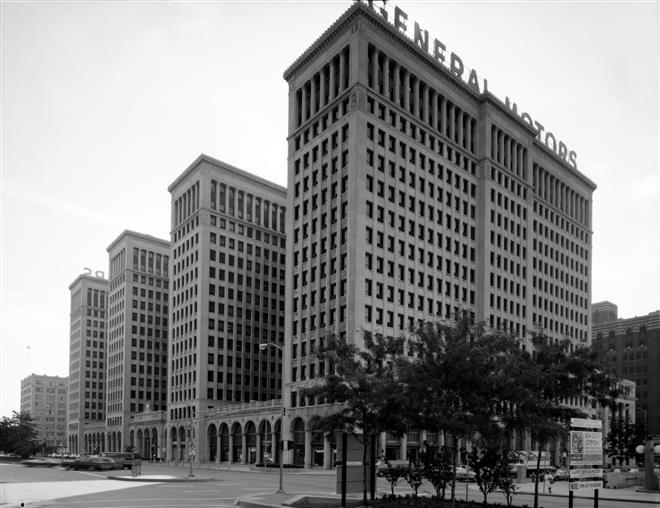 Компания General Motors заявляет о закрытии завода из-за нехватки комплектующих из Японии