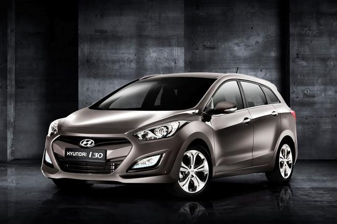Hyundai i30 2012 модельного года будет предназначен для Европы