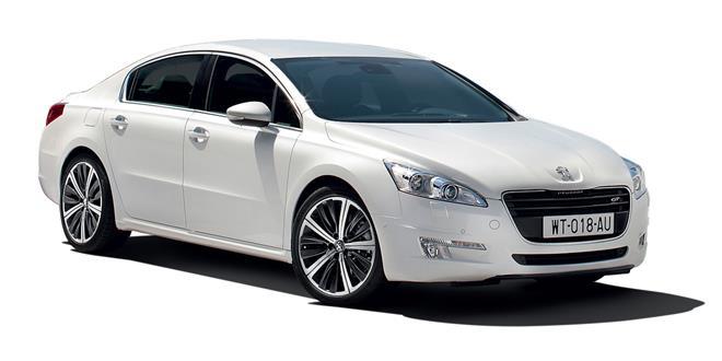 Объявлены российские цены на Peugeot 508