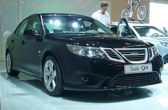Saab 9-3 Griffin – гордость шведов