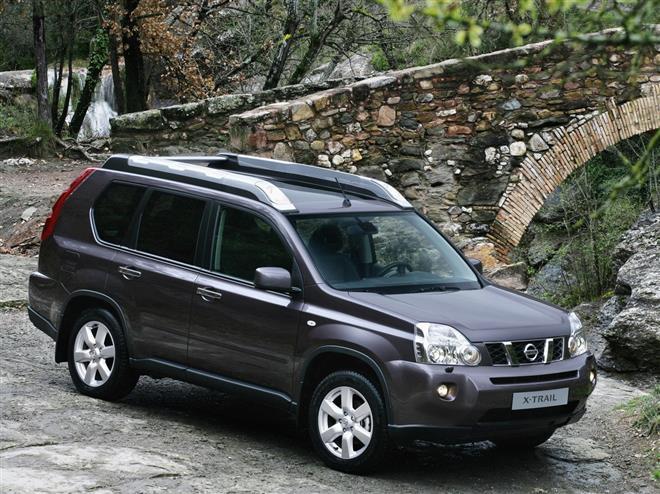 Русская версия популярного внедорожника Nissan X-Trail