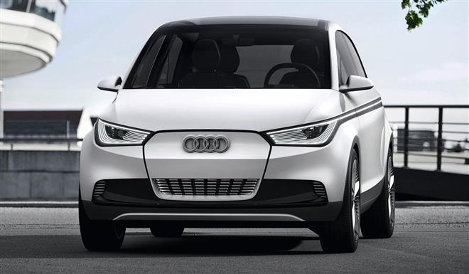 Концепт-кар Audi A2