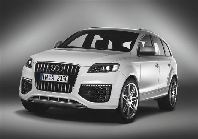2011 Audi Q7 – стильный, вместительный и мощный внедорожник