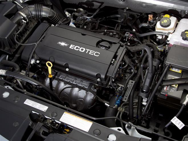 Chevrolet готовит 5 новых моделей к запуску в 2012 году