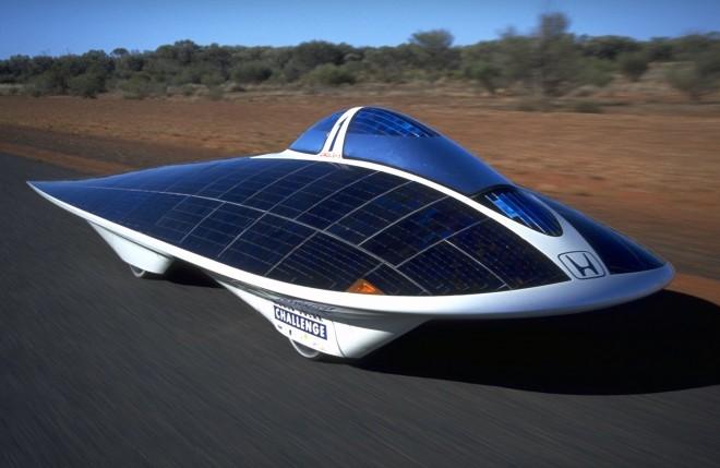 Солнечный автомобиль