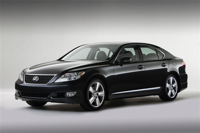 Цена на новенький Lexus LS 460 Touring Edition стартует в заоблачные выси