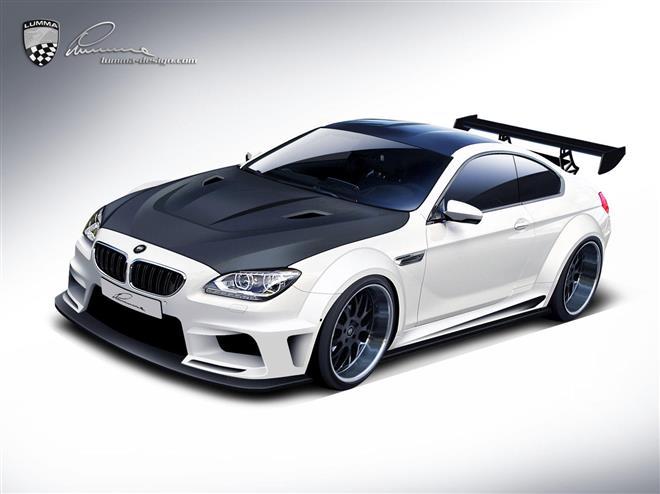 BMW CLR 600 GT – тюнингованное купе от Lumma Design