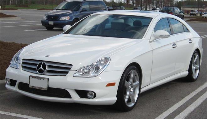 Mercedes Benz CLS на основе концепт-кара уйдет в производство