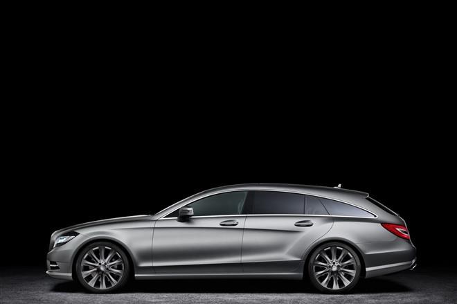 Универсал Mercedes CLS Shooting Brake появится в дилерских центрах в 2012