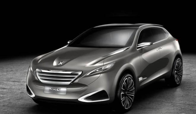 Французский Peugeot SXC должен понравиться китайцам