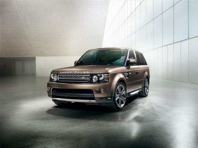 Discovery 4 и Range Rover Sport – новый дизайн и богатый выбор опций