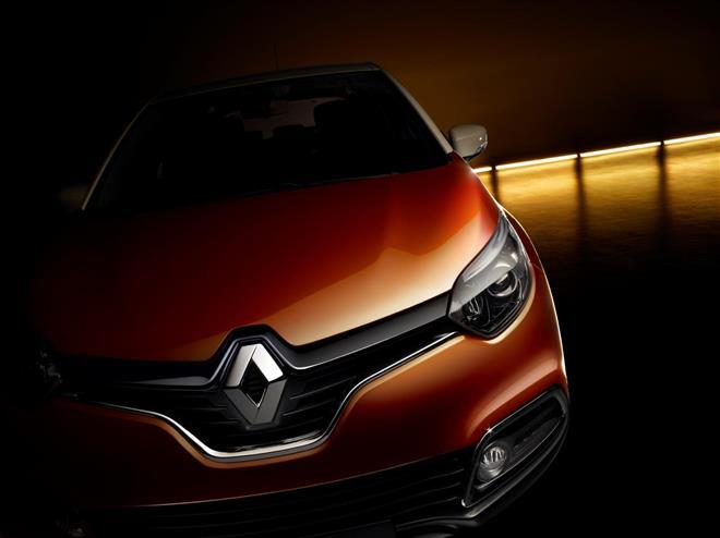 Появился первый тизер Renault Clio IV