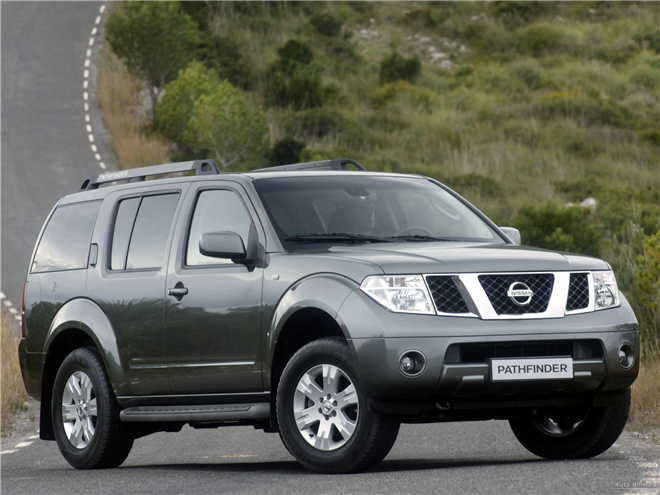 Новое поколение Nissan Pathfinder сменит платформу