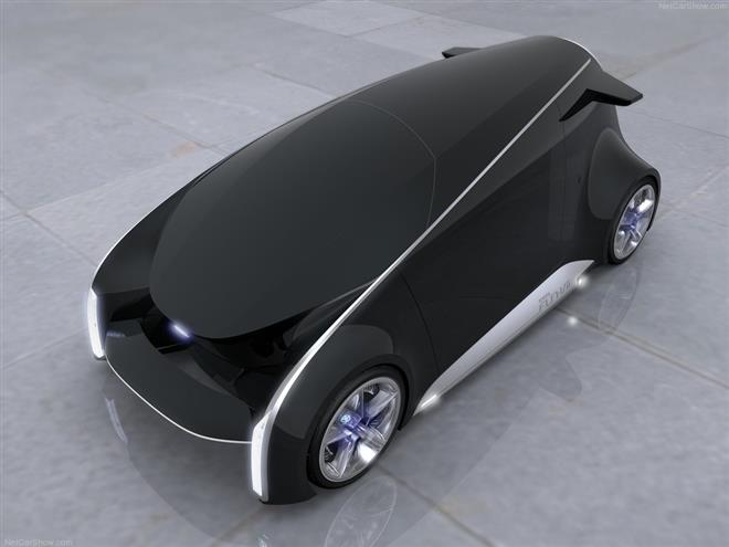 Toyota Fun-Vii может менять свой облик
