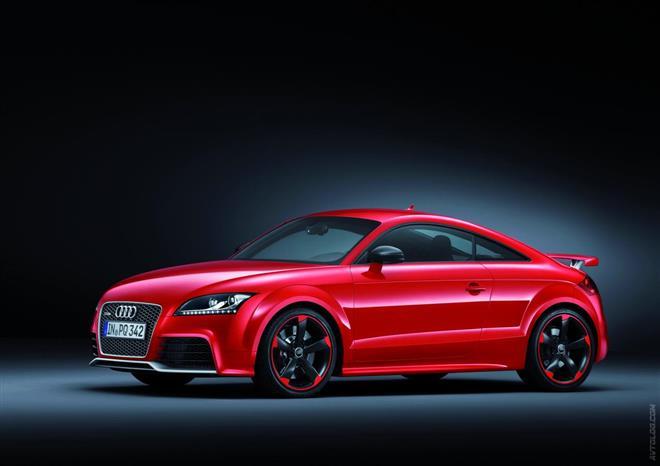 Audi TT RS Plus получит мощный двигатель и 19 дюймовые колеса