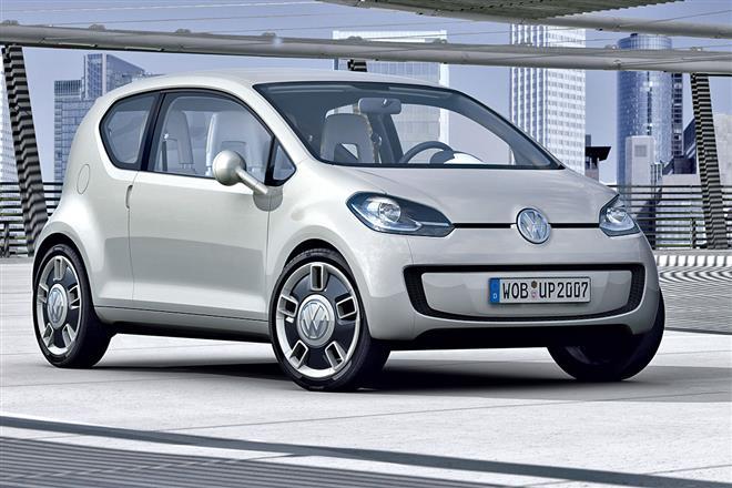 Volkswagen up! - базовый авто для города