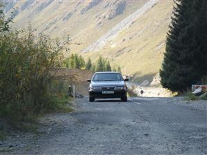 Как ездить на механике с горы и в гору