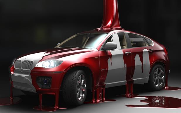 Как самому покрасить автомобиль