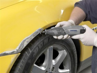 Советы по кузовному ремонту в гараже