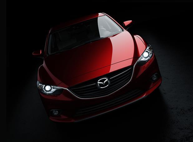 Mazda: технологии будущего сегодня