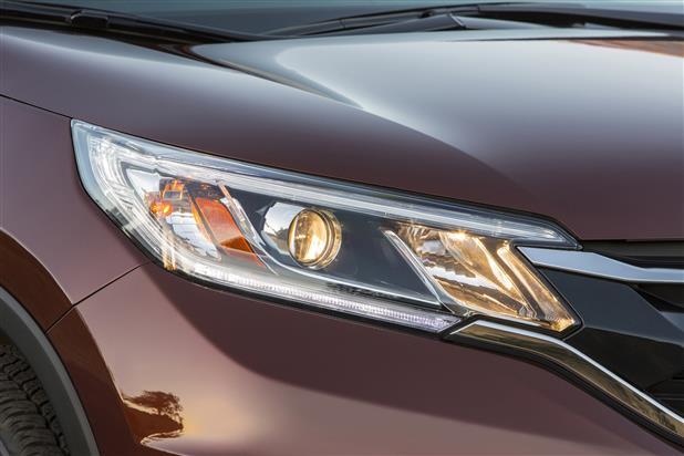 Цены на обновленную модель CR-V уже известны