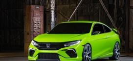 Осенью 2015 года представят новое поколение Honda Civic