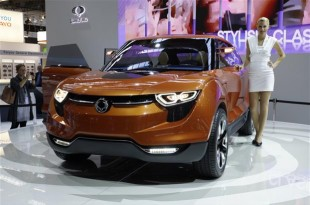 Новый взгляд на внедорожник: модельный ряд SsangYong