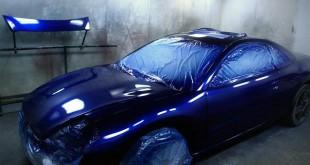 Покраска авто: на что обратить внимание